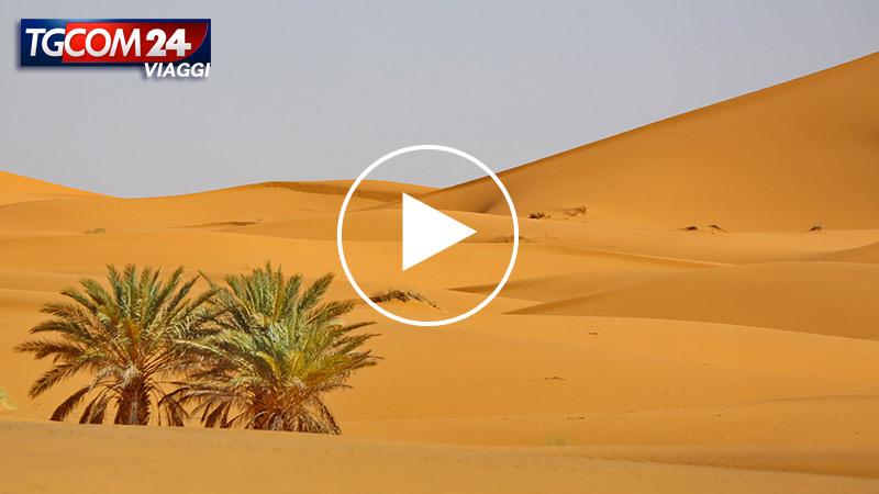 IL FASCINO DEL SAHARA IN MAROCCO