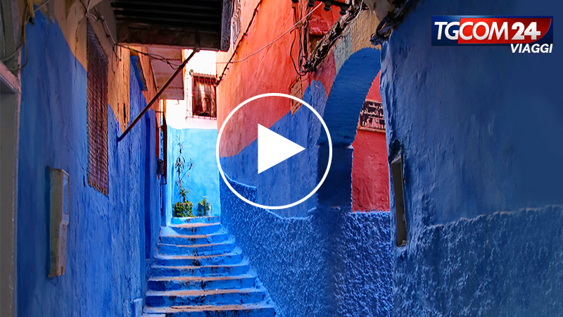 TANGIER'S COLORS