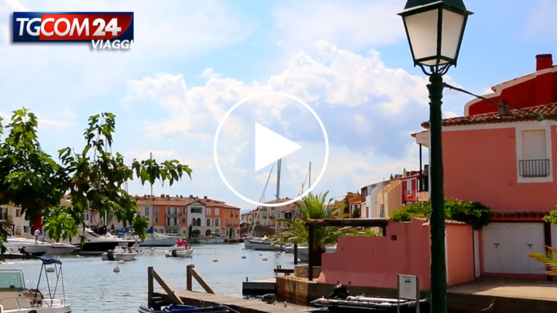 PORT GRIMAUD AND SAINT TROPEZ