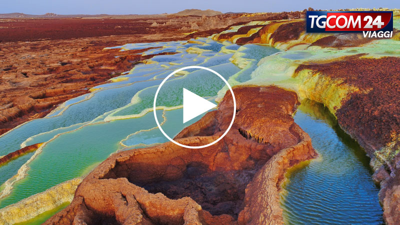 LA PIANA DEL SALE DI DALLOL