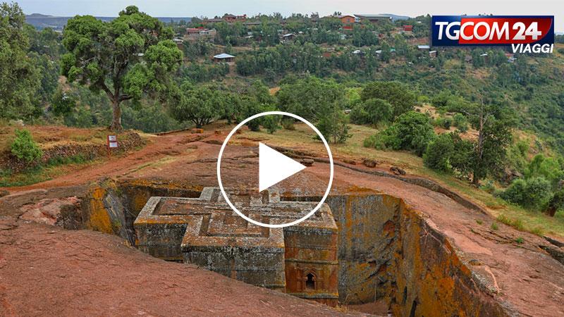 ETIOPIA, IL MISTICISMO DI LALIBELA