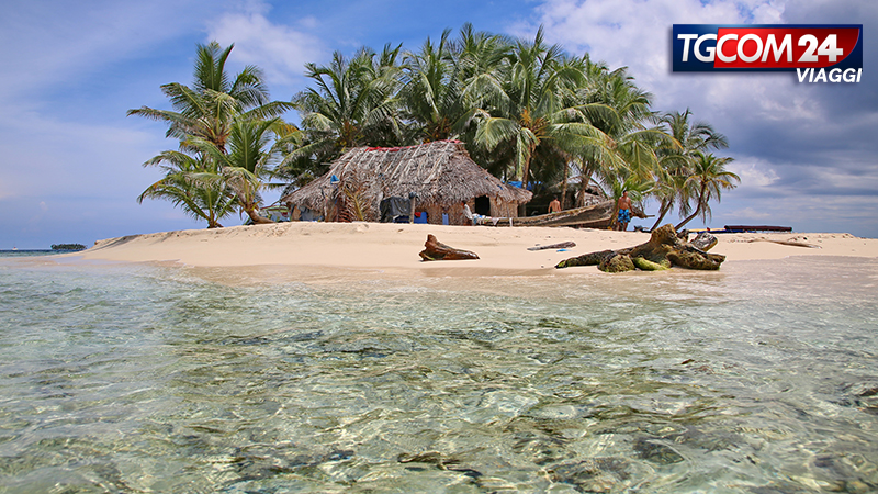 SAN BLAS, A CORNER OF A PRISTINE WORLD