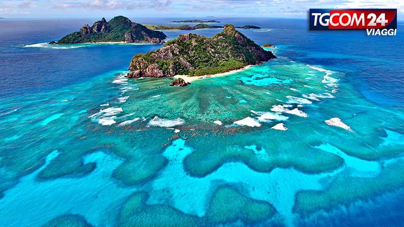 Un paradiso tropicale, sono le Isole Fiji