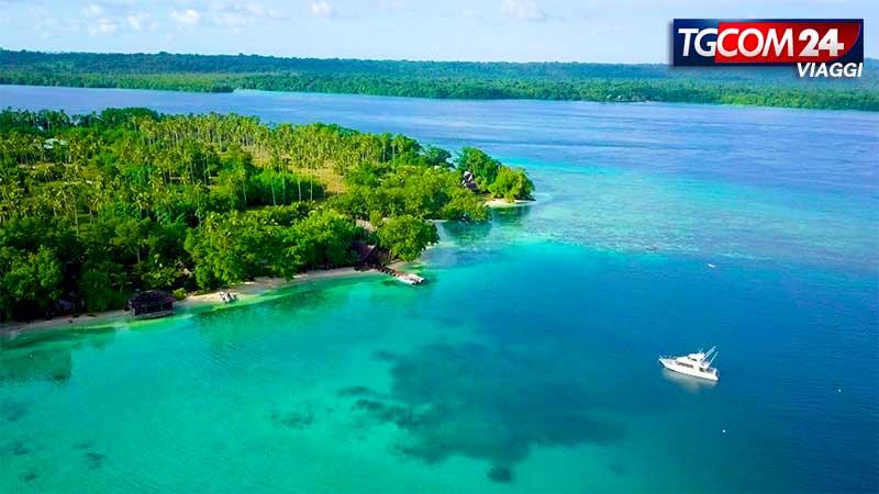Oceano Pacifico meridionale: le Isole Vanuatu