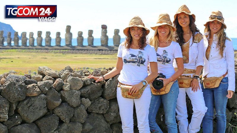 Easter island: a place of magic and mystery