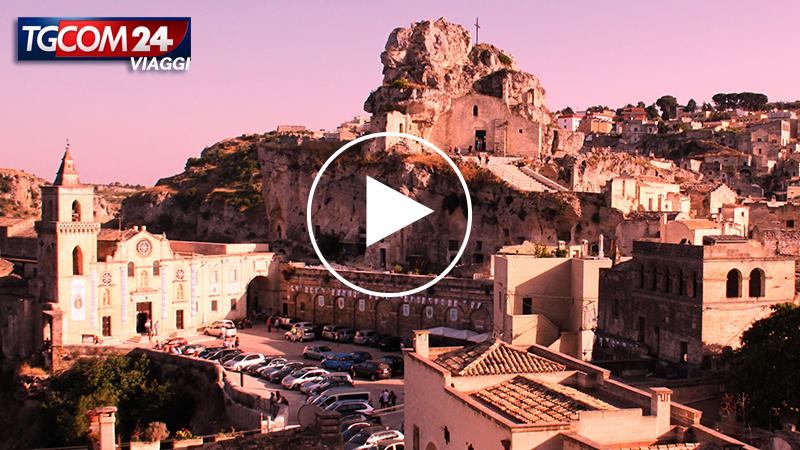 Basilicata: between Matera and the famous Angel's flight