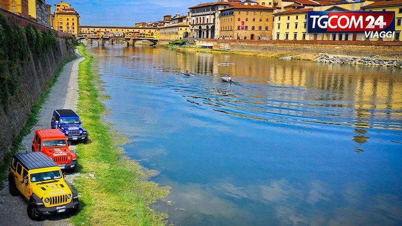 Ultimo appuntamento di Donnavventura Italia: la Toscana