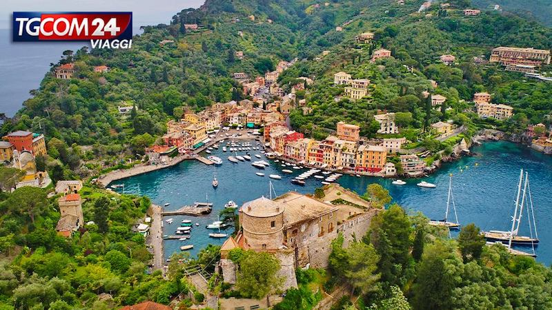 Let's discover the pitoresque Portofino