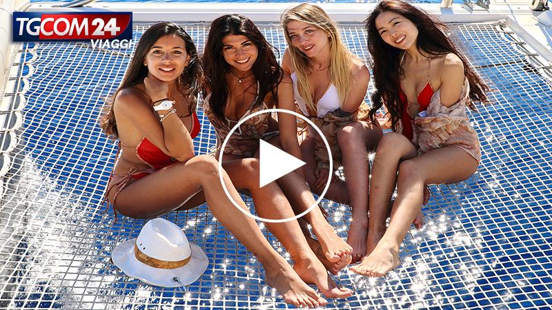 ANTICIPAZIONE DELLA PUNTATA 1 SUMMER BEACH
