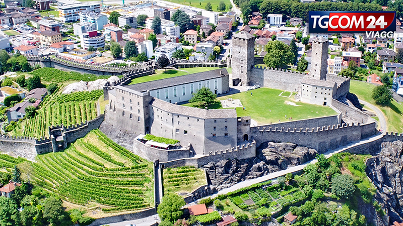 Viaggiare elettrico in Svizzera-Bellinzona e dintorni.