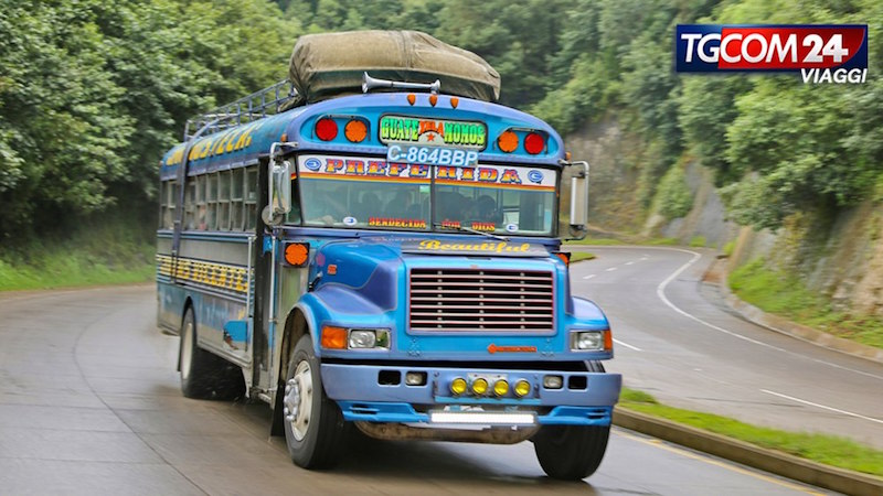 Guatemala and its Camionetas