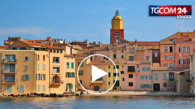 With Donnavventura to discover Saint-Tropez