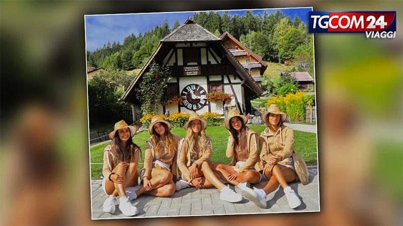 Germania: la foresta nera