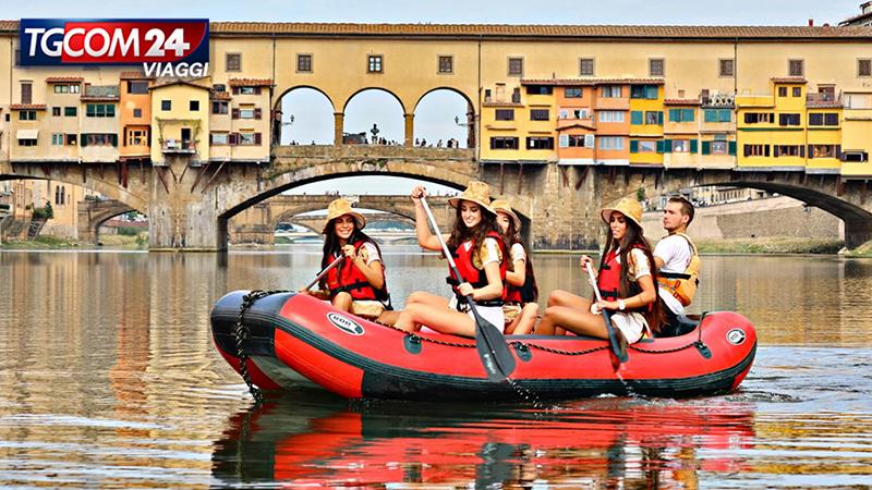 DONNAVVENTURA ITALIA: ATTIVITÀ ALL'ARIA APERTA