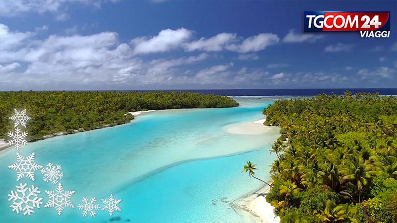 speciale natale - le Isole Cook, la terra dei sogni