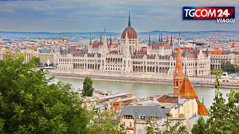 Donnavventura alla scoperta di Budapest.