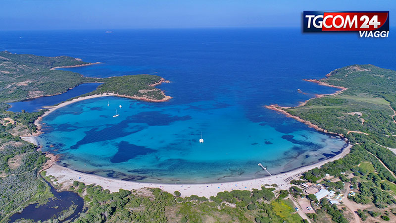 Corsica e le sue acque chiare: da Santa Giulia a Bonifacio.