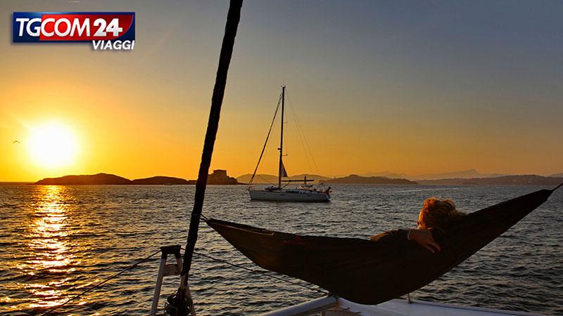 Un'isola romantica nel Mar Mediterraneo: Formentera.