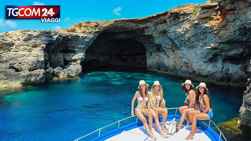 Lampedusa tra mare, natura selvaggia e gastronomia.
