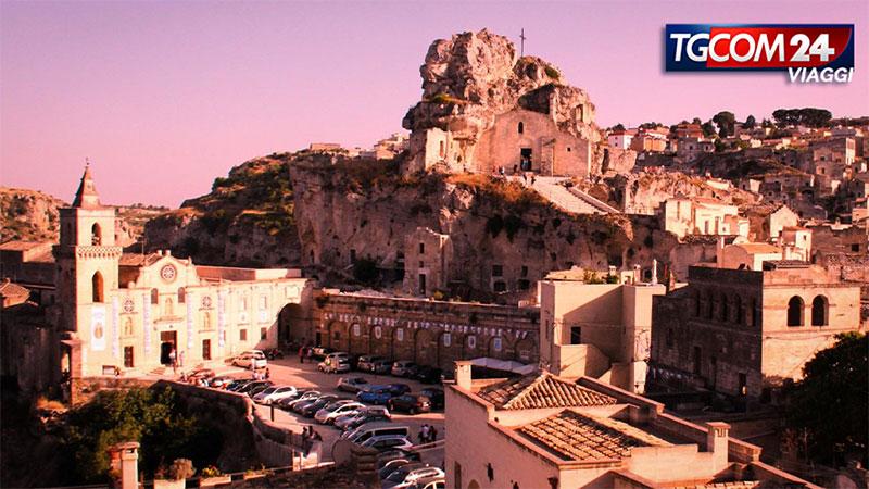 Donnavventura alla scoperta della Basilicata: Matera e il volo dell'angelo.