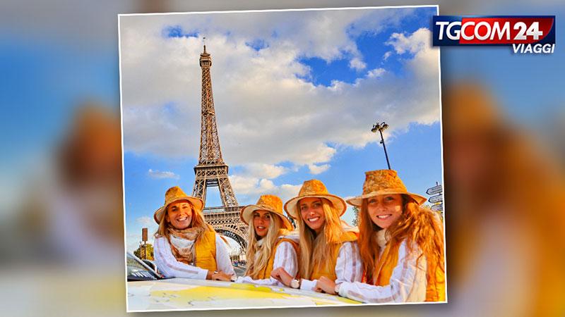 Una promessa di stupore: Parigi.