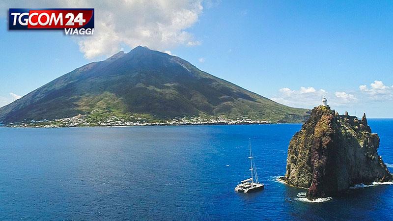 Stromboli: un'isola unica e selvaggia.