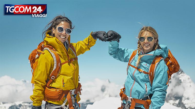 Svizzera- Peak Challenge: un'avventura tutta al femminile.