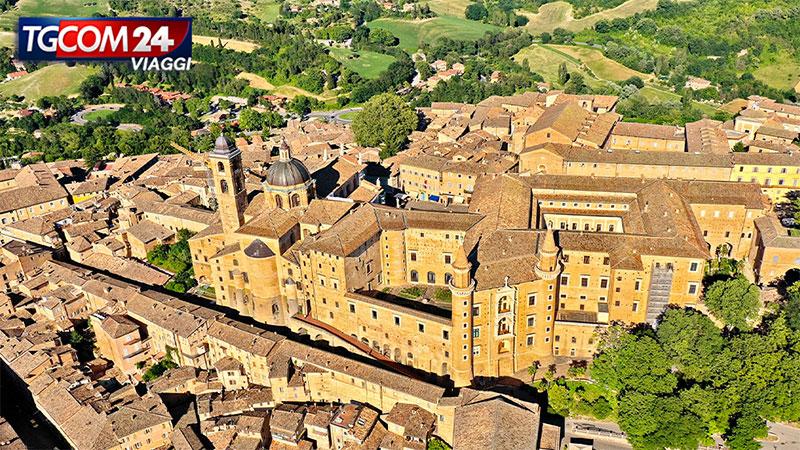 Urbino: la culla del rinascimento.