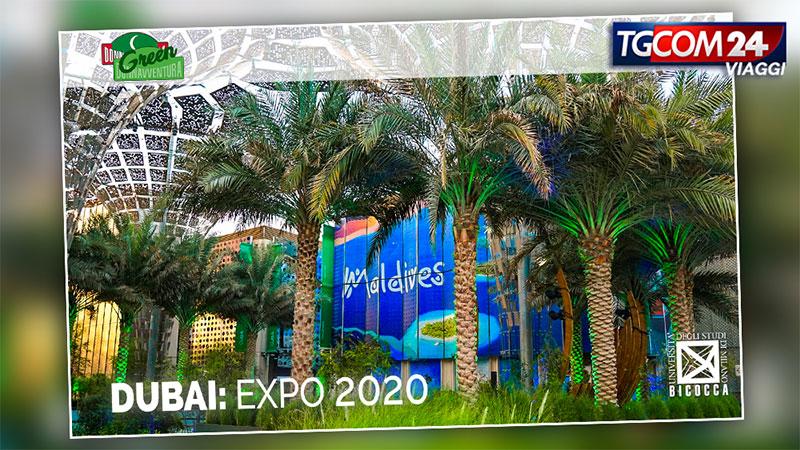 Donnavventura all'Expo Dubai 2020