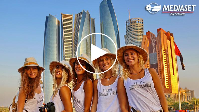 ANTICIPAZIONE PUNTATA 2, ABU DHABI