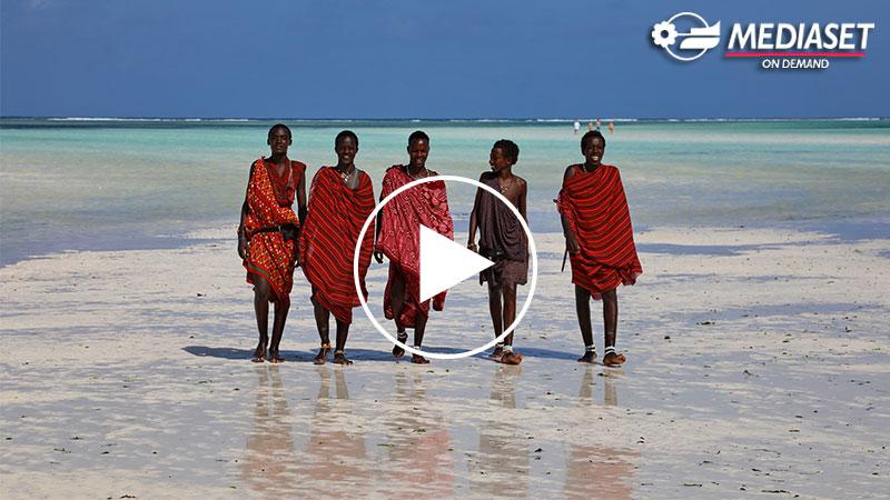 NONA PUNTATA, AFRICA E OCEANO INDIANO