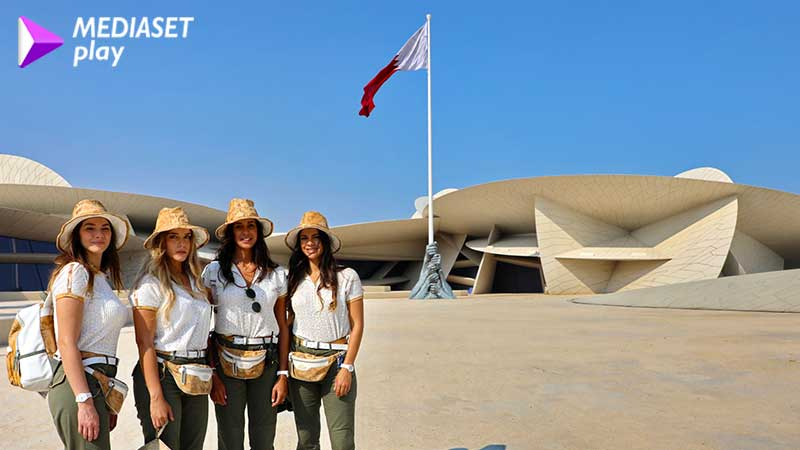 The 30th Anniversary Expedition, eleventh episode: QATAR