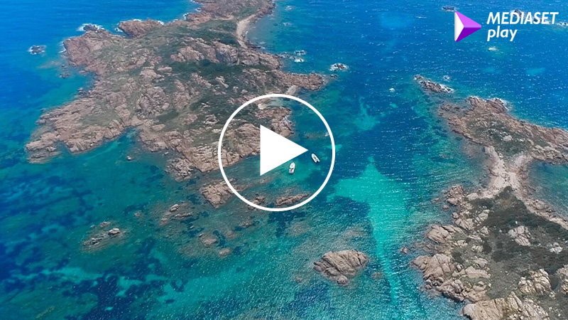 The Fift episode of Summer Beach: Sardegna